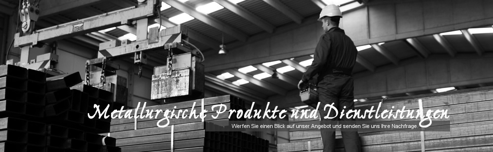 Mersteel.eu - Ein führender Anbieter von metallurgischen Produkten