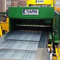 Stroj za prečni razrez pločevine