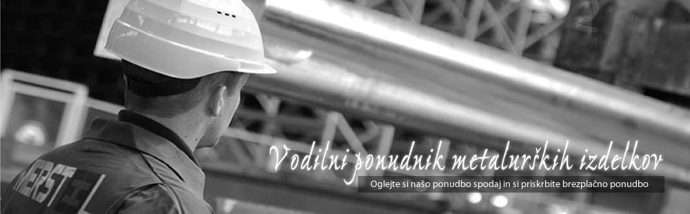 Mersteel.eu - Vodilni ponudnik metalurških izdelkov